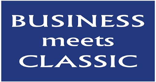 Business meets Classic, Messe, Oldtimer