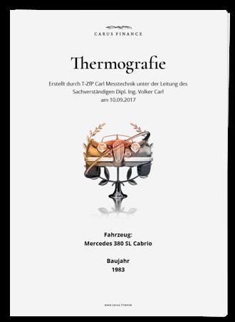 beispiel thermografie gutachten herunterladen - Gutachten Beispiel