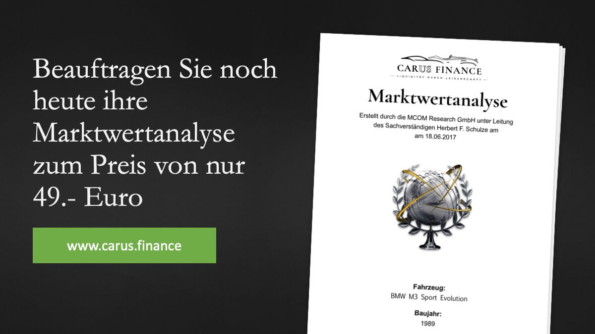Carus Finance Marktwertanalyse 11